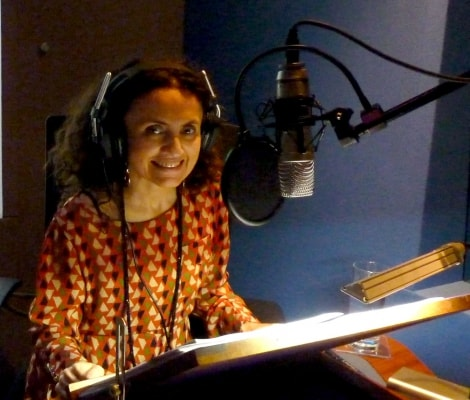 lara parmiani voice over1