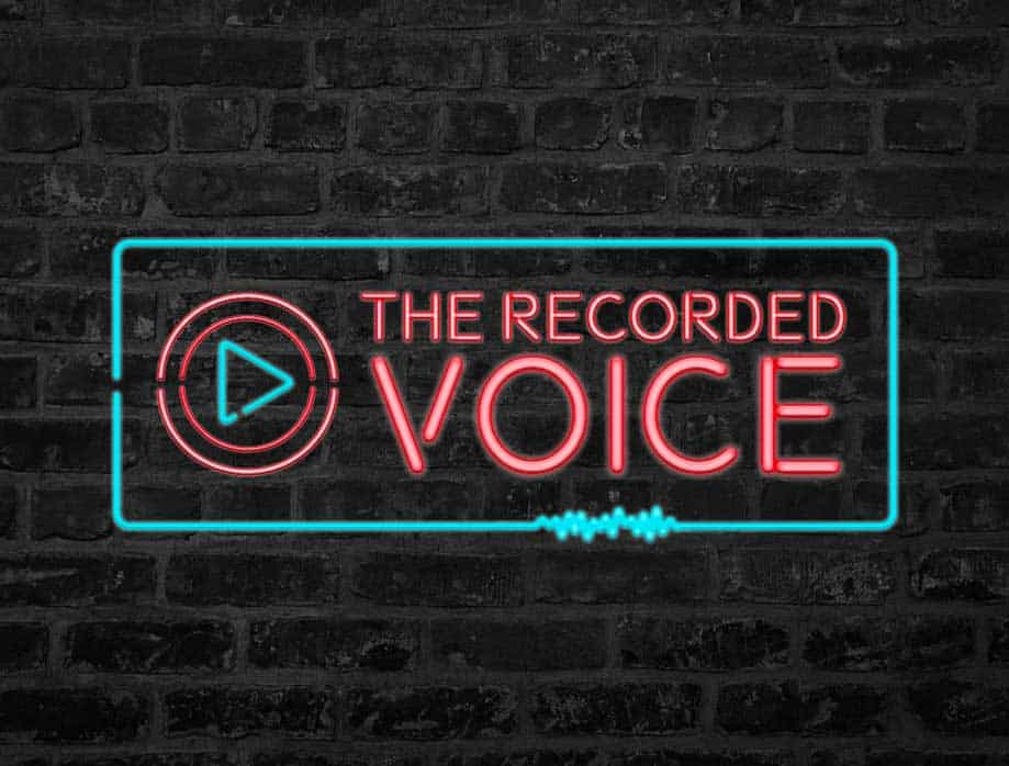 The Recorded Voice